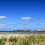 Poppit Sands Beach Is A Great Holidaying Experience