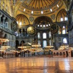 The Blend Of Prehistory And Modernism In Hagia Sophia Museum