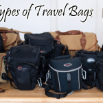 Different Types of Travel Bags You May Choose From