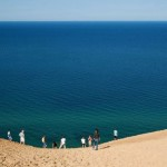 Exciting Trip with Sleeping Bear Dunes in Michigan