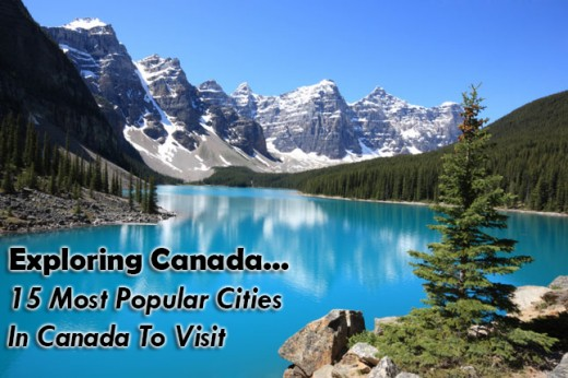 15 Popular Cities in Canada