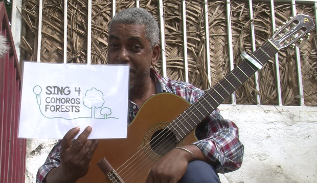 Sing4ComorosForests
