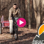 Brady Packs Project: First Complete Backpack System for Trailer